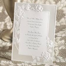 embossed wedding invitations best 25 embossed wedding invitations ideas on