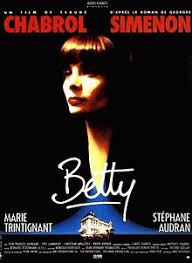 Betty (1992) Claude Chabrol