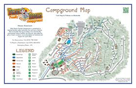 Appalachian Trail Map Pennsylvania by Blue Rocks Campground Map On Behance