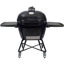 Backyard Grills Reviews by Primo Ceramic Charcoal All In One Kamado Grill Oval Lg 300