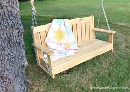 Most Comfortable Porch Swing 23 Free Diy Porch Swing Plans U0026 Ideas To Chill In Your Front Porch