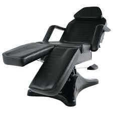 hydraulic pro twin tattoo chair bed black