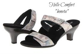 Comfortable High Heels For Bunions Helle Comfort Shoes 4 Graceful Dressy Heels Made In Spain