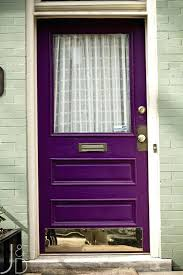 Front Door Colors For Brick House by We Can Paint Our Front Door Chestnut And Then Add A New Screen