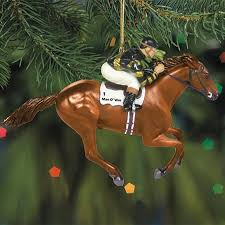 breyer 2013 racehorse ornament