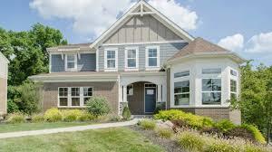 the bradford floorplan by fischer homes model home in