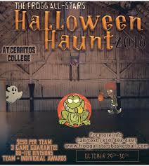 backcourt press frogg all stars halloween haunt recap backcourt