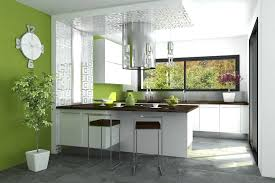faire une cuisine ouverte cuisine ouverte moderne avec galerie et cuisine américaine moderne