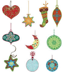 designer ornaments chrismas 2017 ornaments
