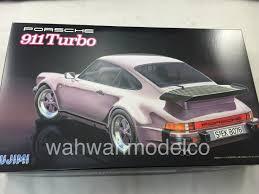 tamiya porsche 911 fujimi 126432 rs 57 porsche 911 turbo 1 24 scale kit
