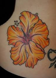 hibiscus hawaiian tattoo design of tattoosdesign of tattoos