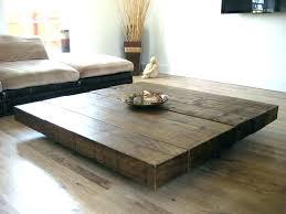 rustic modern coffee table large modern coffee table coffee table box frame coffee table modern
