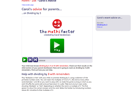 maths factor
