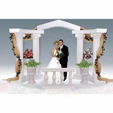wedding backdrop ideas with columns pic of wedding columns columns in wedding decorations from