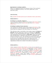 general letter format 29 images of reference letter template for a business owner
