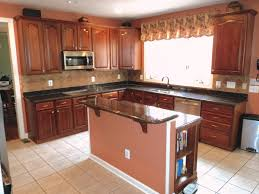 Tan Kitchen Cabinets by White Kitchen Cabinets With Granite Countertops Different Colors