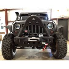 jeep bumper smittybilt xrc m o d modular center section front bumper