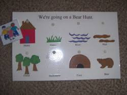 going on a bear hunt coloring pages fun learning printables for kids