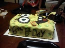 spongebob cakes http www cake decorating corner com
