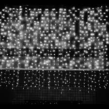 4m 3m 400 bulbs led curtain lights light string