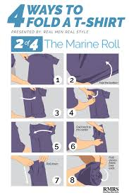 how to fold dress shirt for travel images How to fold t shirts in under 3 seconds t shirt folding tips 4 jpg