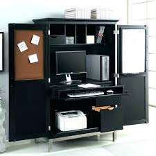 Armoire Office Desk Office Armoire Office Desk Office Desk Collection In Narrow