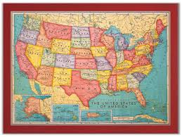 Alaska Usa Map by Plan Your Trips With A Corkboard Us Map Corkboard Com