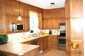 comptoir de c amique cuisine ceramique cuisine cuisine en bois contempra comptoir cacramique bois