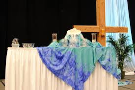 Altar Decorations Altar Table Ideas Turning The Word
