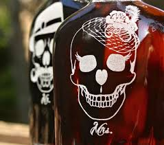 his and hers flasks 53 best masks images on masks day of the dead and