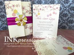 18th Birthday Invitation Card Cherry Blossom Asian Style Invitation 18th Birthday Inkpressive