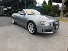 2010 audi a5 cabriolet used audi a5 for sale in los angeles ca 43 used a5 listings in