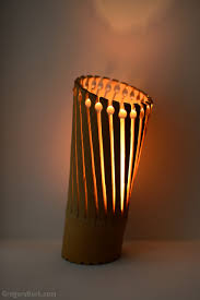 ring lantern bamboo arts and crafts gallery lighting