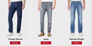 which jeans suit your figure men u0027s issue mustang jeans