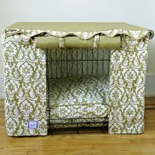Dog Crate Covers Diy Dog Crate Covers Rustic X End Table To Cover Up Dog Kennel