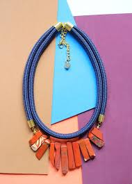 diy necklace rope images 971 best rope necklaces images lanyard necklace jpg