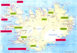 Churchill Canada Map by Churchill Iceland And The