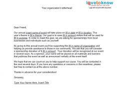 letter sample for visa