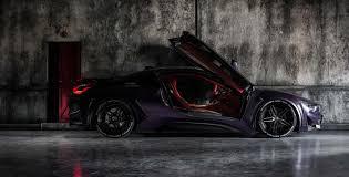 bmw supercar interior video eve ryn bmw i8 dark knight edition looks insane