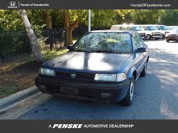 toyota corolla hatchback 1991 1991 used toyota corolla 4dr sedan 5 speed at fayetteville