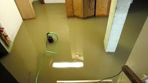 Wet Basement Waterproofing - midwest basement tech sump pump not cutting it basement