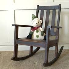 Wooden Rocking Chair Kids Childs Unfinished Wooden Rocking Chair Childrens Solid Wood