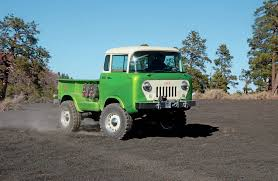 jeep forward control 1958 jeep forward control 150 offroad 4x4 custom truck pickup