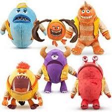 monsters university hss plush collection rachel u0027s board