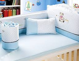 Cot Bedding Sets For Boys Promotion 6pcs Baby Crib Bedding Set For Girl Boys Bedding Set
