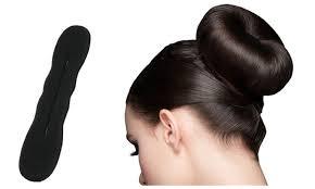 hair bun maker 2 hair bun makers groupon