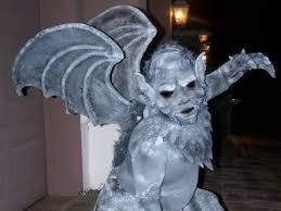 Gargoyle Costume Gargoyle Living Statue From Crash Ur Party Youtube