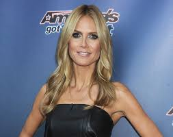 what face shape heidi klum the most flattering hair part for your face shape straightening