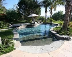 Best  Tropical Pool Ideas On Pinterest Beautiful Pools Dream - Pool backyard design