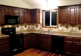Black Kitchen Backsplash Ideas 52 Dark Kitchens With Wood And Black Kitchen Cabinets Within Ideas